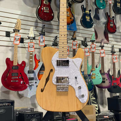 Fender Classic Player '72 Telecaster Thinline Natural Maple Neck w/ Free Shipping for sale