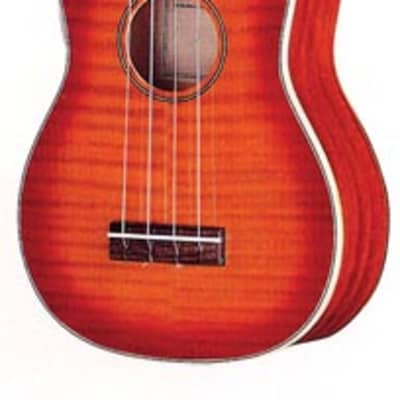 Monterey MU-211 Soprano Ukulele - Flamed Sunburst for sale