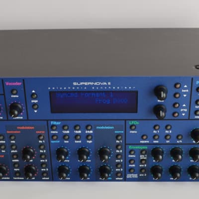 Novation Supernova II Pro 36-Voice