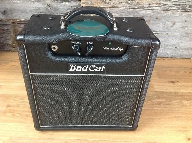 Bad Cat Mini Cat Custom Shop Black