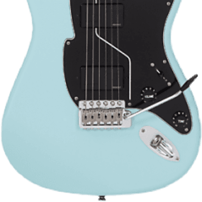 Fret-King Green Label Corona 70 Fluence FKS2231 Laguna Blue w/Case