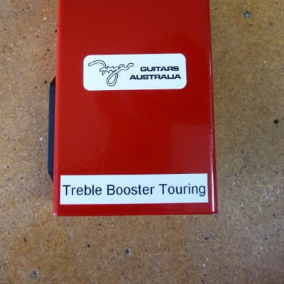 Fryer Treble Booster Touring 2021 Red for sale
