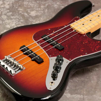 Fender USA American Standard Jazz Bass 3CS M-Free Shipping*