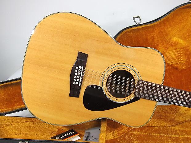 1970s yamaha fg 312 acoustic 12 string guitar near mint reverb. Black Bedroom Furniture Sets. Home Design Ideas