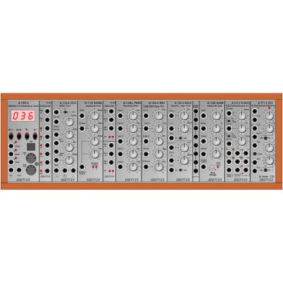 Doepfer A-100 Basic Starter System 1 G6 PSU3