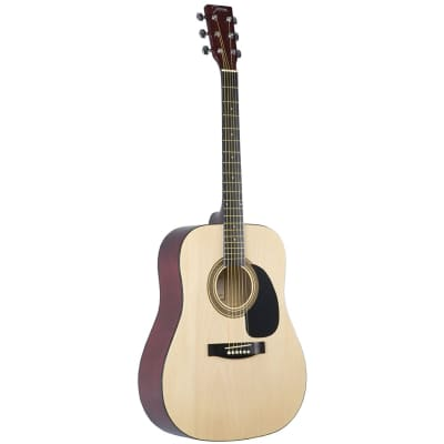 Johnson JG-610-N-3/4 Player Series 3/4 Size Acoustic Guitar, Natural for sale