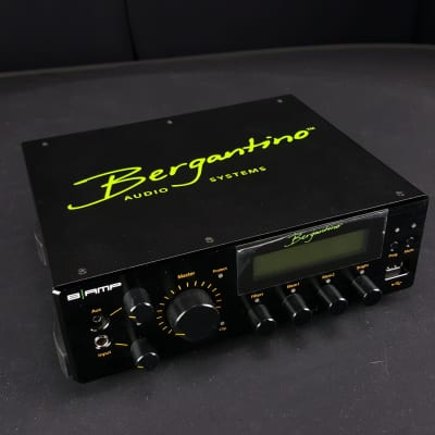 Bergantino B Amp 800-Watt Programmable Bass Head