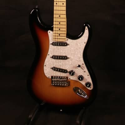 Jam Guitars USA Model-S 2020 Tobacco Burst for sale