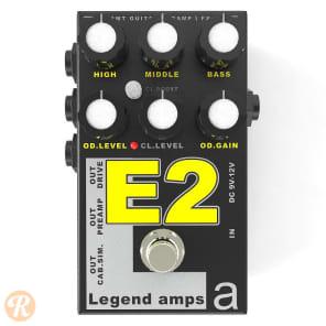 AMT Electronics Legend Amp Series E2 Distortion