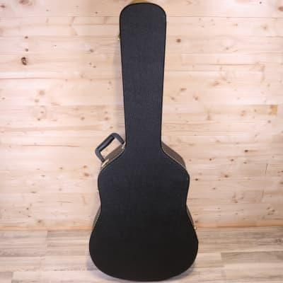 Boblen Ply Hardshell Acoustic Guitar Case - Black