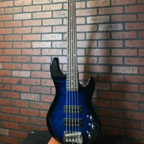 G&L L-2500 Tribute Blueburst for sale