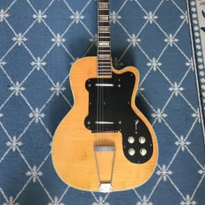 Kay Thin Twin Jimmy Reed 1950's Natural for sale
