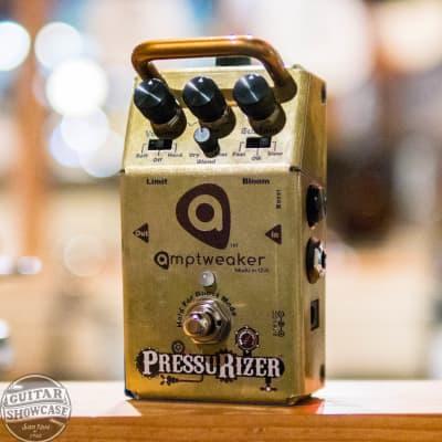 Amptweaker PressuRizer Compressor Sustainer Pedal for sale