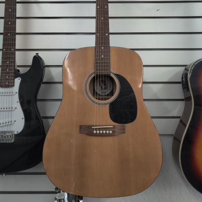 Santa Rosa k540 acoustic guitar for sale