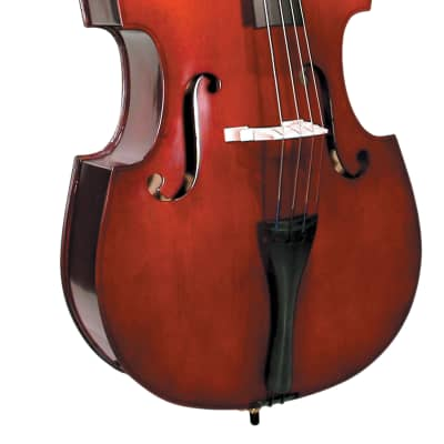 Cremona SB-2 Premiere Novice Upright Bass ¼ Size for sale