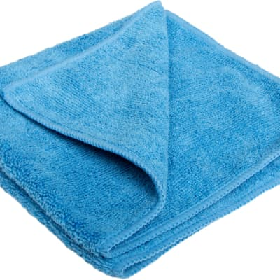 New Boss BDC-01 Cleaning Cloth for Guitar - Top Quality MicroFiber Cloth