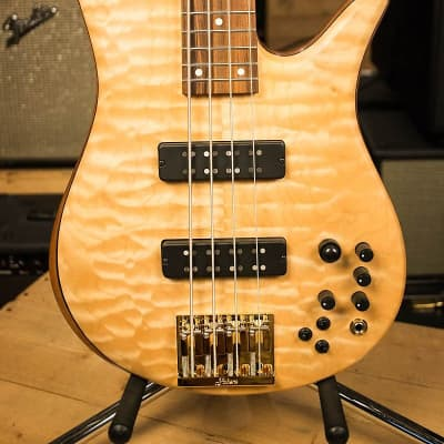Fodera 4 String Monarch 35th Anniversary Limited Edition for sale
