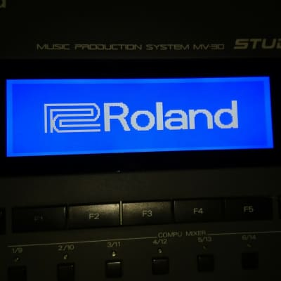 Graphic Display Upgrade - Roland W-30 A-50 A-80 D-70 JW-50 E-96 G-600 G-800 RA-800