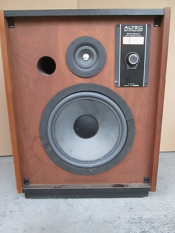 Altec Lansing Santana II speakers in excellent condition