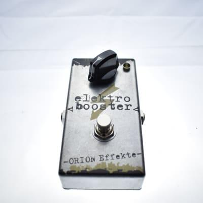 Orion Effekte - Elektro Booster * FET cleanbooster