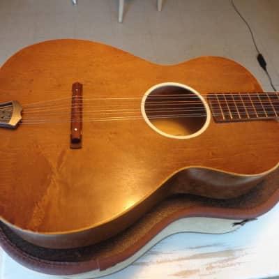 Jackson Guldan Double Tenor Guitar - Adjustable Neck - Octave Mandolin for sale