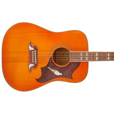 Epiphone Dove Pro Violin Burst for sale