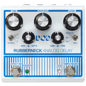 Digitech DOD Rubberneck Analogue Delay Guitar Effects Pedal for sale