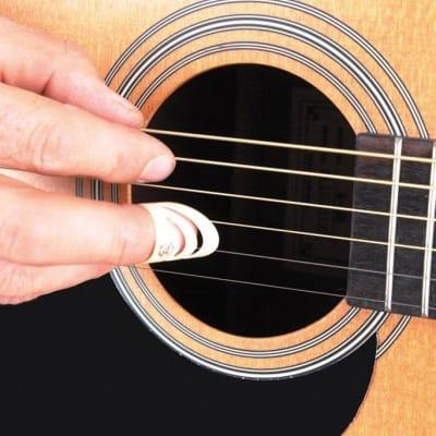 Alaska Pik Finger Guitar Pick - Extra Large