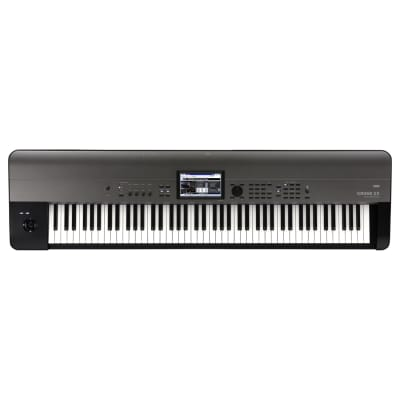 Korg KROMEEX88 Krome with New Sounds and PCM