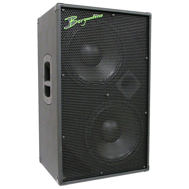 bergantino hdn212 lightweight neo bass guitar speaker cabinet reverb. Black Bedroom Furniture Sets. Home Design Ideas