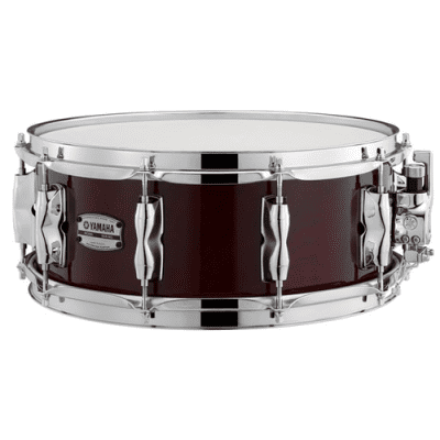 "Yamaha Recording Custom RBS1455 WLN Birch Snare Drum - 14""x5.5"" Classic Walnut"