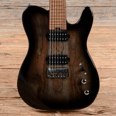 Balaguer Custom Thicket BB Black Burst 2017 for sale