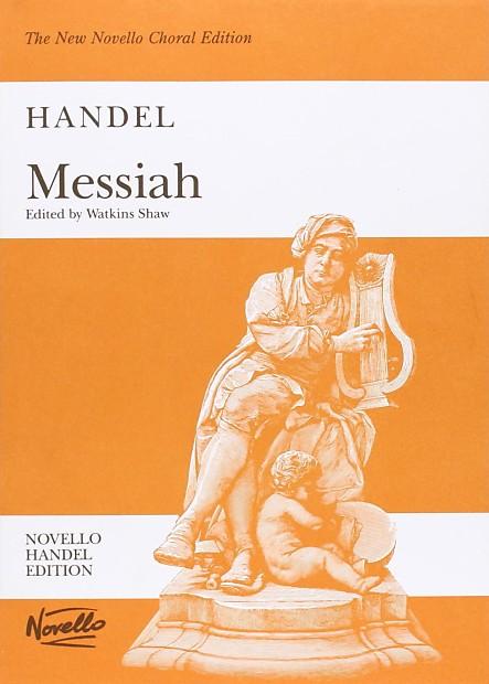 Judas maccabeus vocal score (the new novello choral edition.