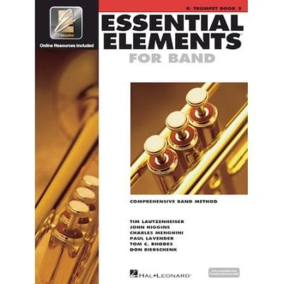 Essential Elements for Band - B-Flat Trumpet | Book 2 (w/ EEi)