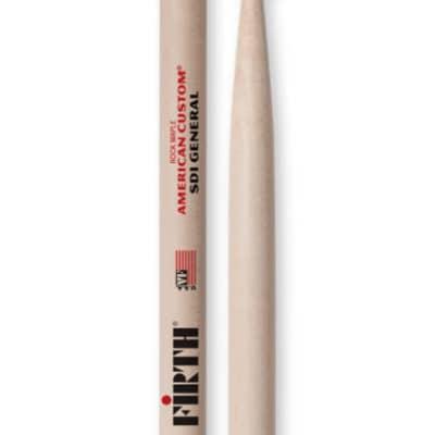 Vic Firth American Custom SD1 Drum Sticks (3-Pair)