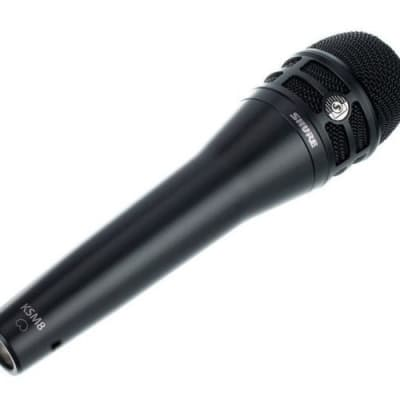Shure KSM8 Dualdyne Black Microphone