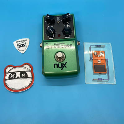 NuX Drive Core Deluxe Overdrive | Fast Shipping!