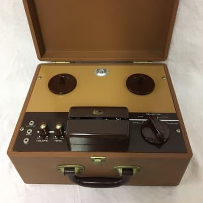 Olson Electronics AM232-A 1969 vinyl/brown