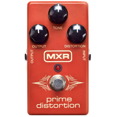 MXR M69 Prime Distortion Pedal