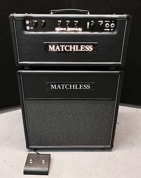 Matchless King Cobra Head W/ ESS 112 Cabinet | Reverb