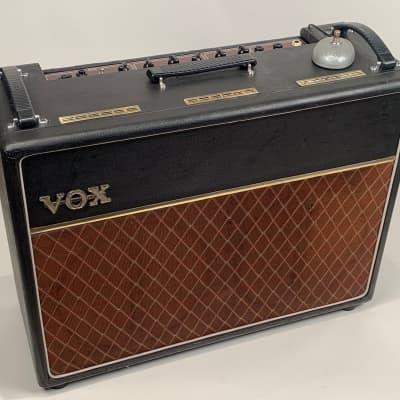 1963/64 Vox AC-30 Jingle Jangle Tone