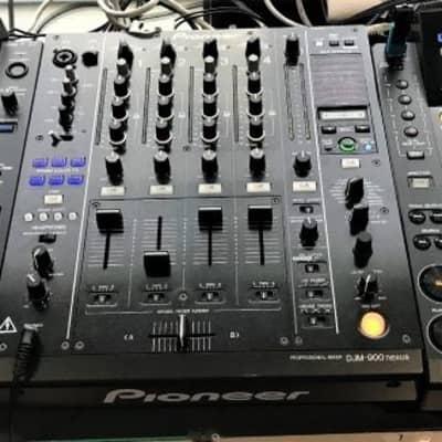 Pioneer CDJ-900NXS Professional Multi Player 2012 Black