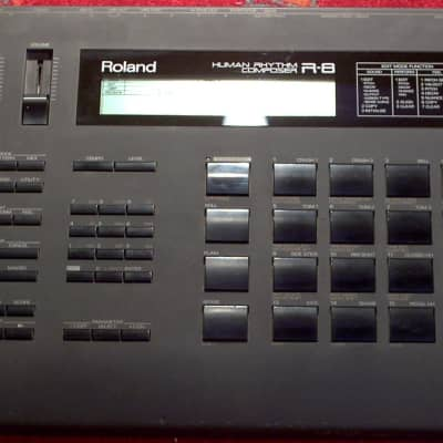 Roland R-8 Human Rhythm Drum Machine