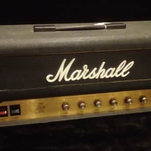 Marshall JCM 800 Lead Series Model 2204S Small Box 50-Watt Master Volume Mk2 Head