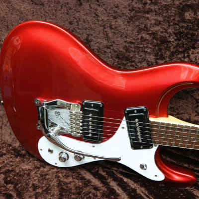 Mosrite Mosrite of California Red for sale