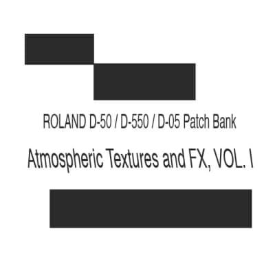 Roland D-50 | Sound Programming