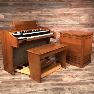 Hammond A-100 Series Organ with Leslie Speaker 1959 - 1965