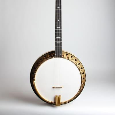 Vega  Vegaphone Soloist Plectrum Banjo (1930), ser. #94949, original black hard shell case. for sale