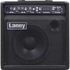 "Laney Audiohub Combo AH80 80-Watt 1x10"" 3-Channel Keyboard Amp / Mixer"
