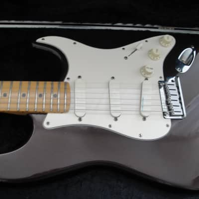 1989 American Fender Strat Plus  Root beer metallic $1650 Free Shipping for sale